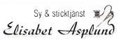 Sy & Sticktjänst Elisabet Asplund